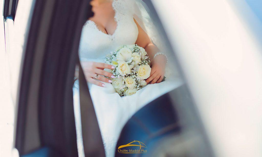 Alquiler de coches para bodas con chofer