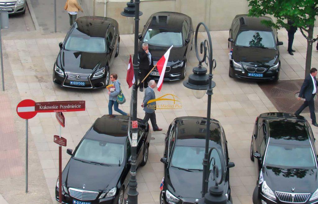 mejores empresas de alquiler de coches con conductor