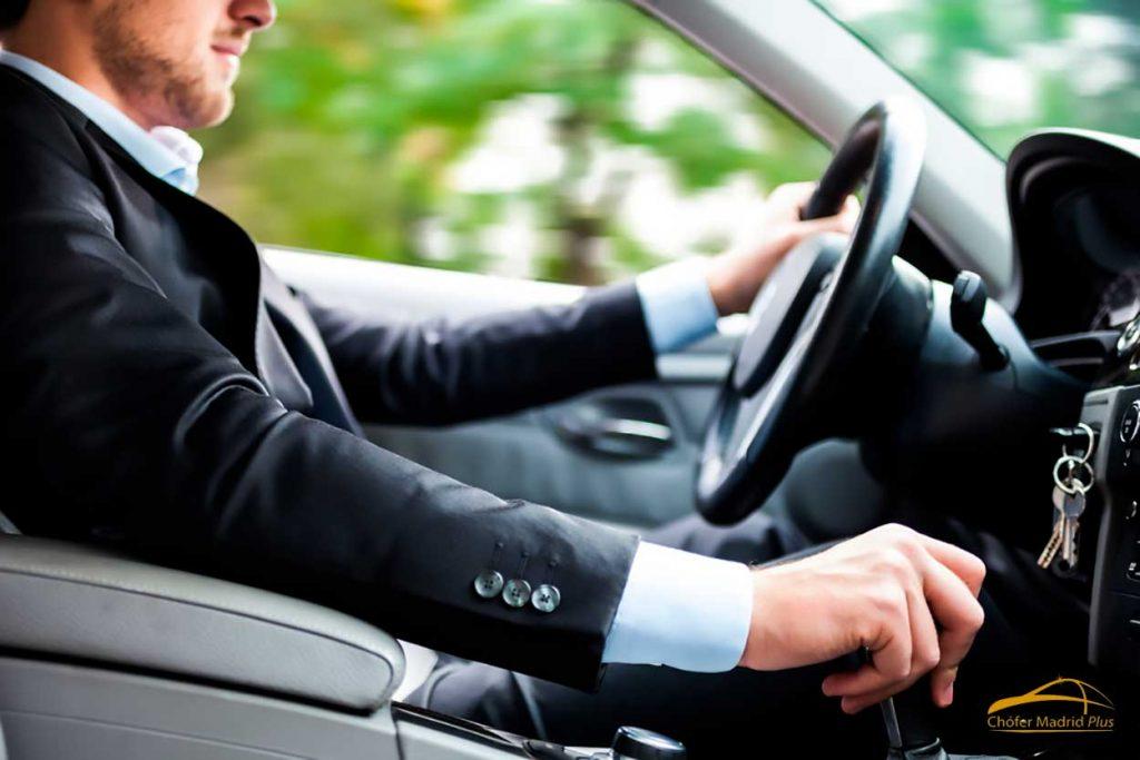 seguridad al volante en coches con conductor