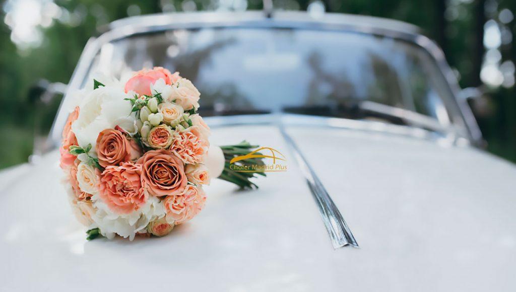 coches con chófer ideales para una boda