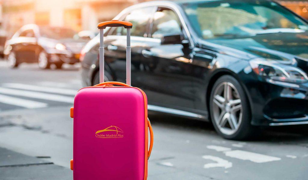 servicio de coches con chofer para el aeropuerto